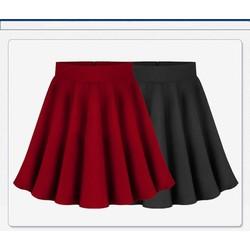 Chân váy xoè xinh xắn có túi - Có 3 màu lựa chọn