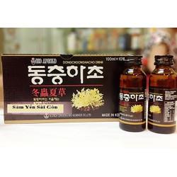 Nước Đông Trùng Hạ Thảo BIO APGOLD 10 chai