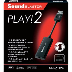Creative Sound Blaster Play 2