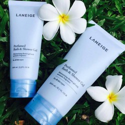 Sữa tắm hương nước hoa Laneige Perfumed BAth Shower Gel