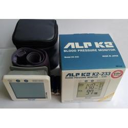 Máy đo huyết áp bắp tay ALPK2