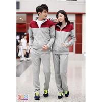 Bộ quần áo thể thao mùa đông - BQA1502