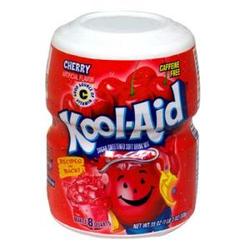 Bột Pha Nước Trái Cây Hương Cherry Kool-Aid 538gr