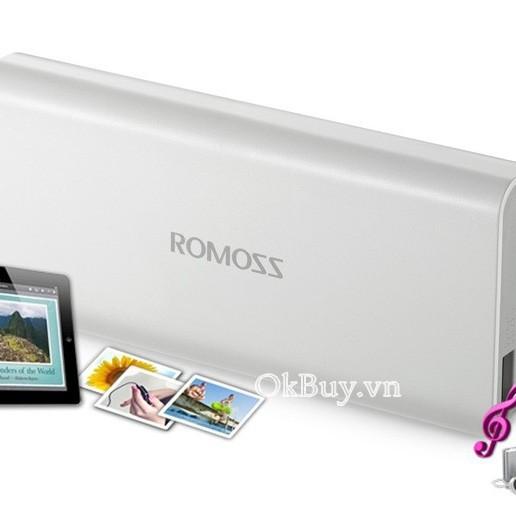 Pin sạc dự phòng Romoss Sense 6 - 20000mAh Chính hãng