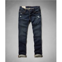 Quần Jean Nam Abercrombie Fitch Skinny Jeans