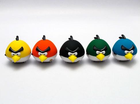 Máy nghe nhạc MP3 Angry Birds 3