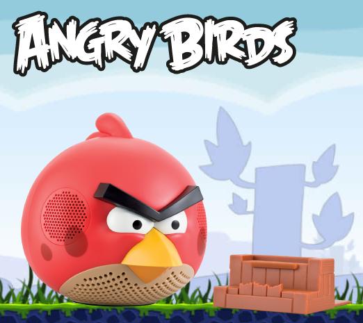 Máy nghe nhạc MP3 Angry Birds 4
