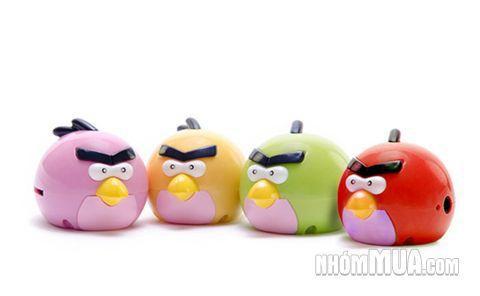 Máy nghe nhạc MP3 Angry Birds 6