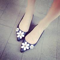 Koin - Giày búp bê hoa BB13 - bảo hành 1 năm