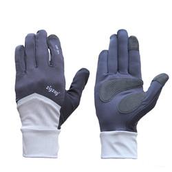 zigzag GLV01001- Găng tay Nonstop chống nắng UPF50+ xám đen