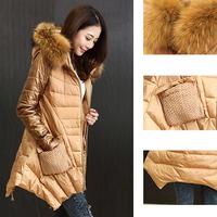 áo khoác phao lông vũ cao cấp LV2200