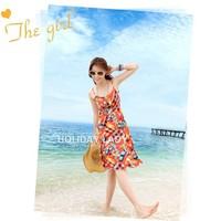 Đầm xô ngày hè - DMK046