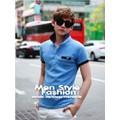 Men Style - Áo thun cổ trụ cao cấp cá tính - JTR0061