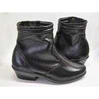 Giày boots da 1227D