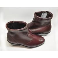 Giày boots da 1227N