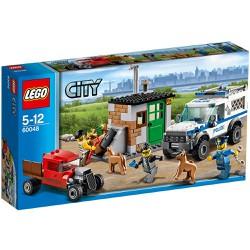 Bộ lắp ráp LEGO City 60048 - Polices dog unit - Biệt Đội Khuyển Cảnh