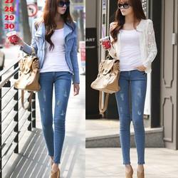 Quần Jeans Nữ Thời Trang T-Blook