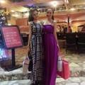 Váy maxi dài thiết kế 2 dây tuyệt đẹp DM50