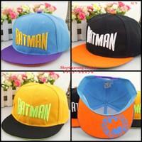 NL75 - Nón Hip hop Batman