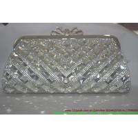 Túi đầm dạ tiệc vương miện kim tự tháp sang trọng VDAM13