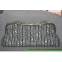 Túi đầm ngọc dạ tiệc nắp đậy tinh tế sang trọng VDAM11