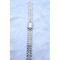Đồng hồ Cartier bạc mặt hình chữ nhật viền hạt CARTIERBACHCN385