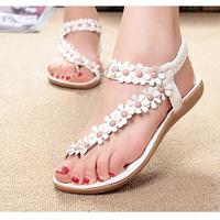 Giày Sandal hoa xỏ ngón