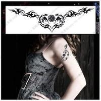 Tattoo - hình xăm dán dạ quang YM-G043