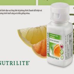 Viên Nutrilite Coenzyme Q10 Complex - Coq10 của Amway