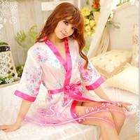 Váy Ngủ Gợi Cảm Hoa Anh Đào