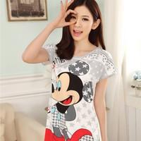 Váy Dễ Thương Mickey Ngôi Sao