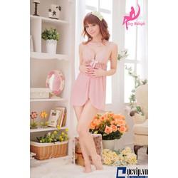 Váy Ngủ Sexy Nâu Gợi Cảm