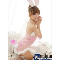 Váy Ngủ Sexy Thỏ Xinh