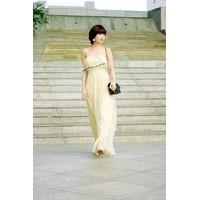 Đầm maxi ren đẹp như Ngọc Trinh