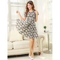 Váy Hoa Thanh Lịch