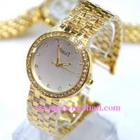 Đồng hồ Piaget P016 Slim đính đá sang trọng