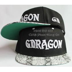 Mũ nón snapback hip hop G Dragon hàng nhập cc sĩ lẻ