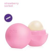 Son dưỡng môi trứng Strawberry sorbet EOS