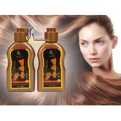 Bộ 2 dầu gội thảo dược đen tóc và chống rụng tóc Beauty Star Hàn Quốc