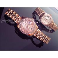 Đồng Hồ Rolex Nữ Cao Cấp[Hàng Nhập]