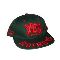 Nón snapback chữ YES NK245-B