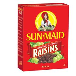 Nho khô Sun - Maid California Organic Raisin 250g