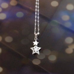 [Chuyên Bỏ Sỉ ] DX423 - Dây chuyền ngôi sao