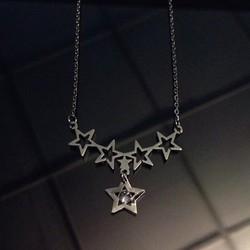 [Chuyên Bỏ Sỉ ] DX515 - Dây chuyền ngôi sao cao cấp