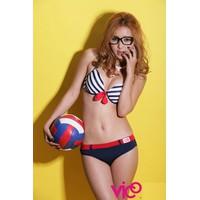 Bikini ,đồ bơi họa tiết kẻ sọc, phối màu tinh tế,gợi cảm-BL002