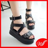 Giày sandal đế bánh mì G-98.2