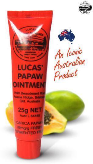 Kem Đa Năng LUCAS PAPAW OINMENT 25g Của Úc 5