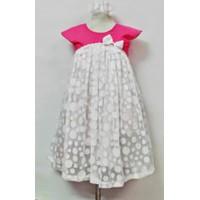 Đầm ren phối cotton