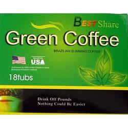 Trà giảm cân GREEN COFFE USA