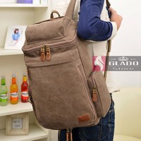 Balo du lịch thời trang canvas Glado - BLG24